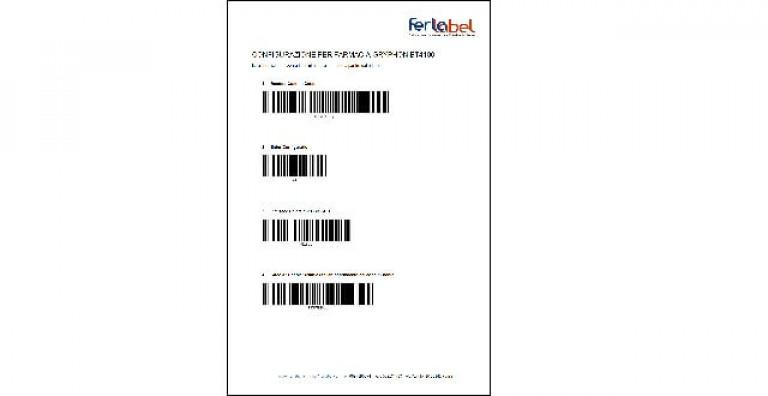 DATALOGIC QUICKSCAN GBT4100 - GBT4130 PER FARMACIE