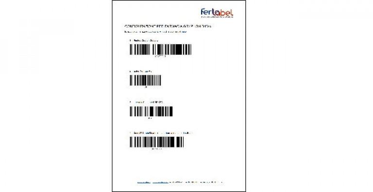 DATALOGIC QUICKSCAN GD4310 - GD4330 PER FARMACIE