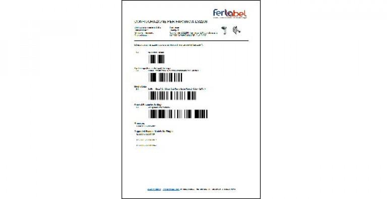 MOTOROLA LS2208 PER FARMACIA